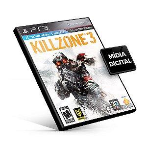 Killzone®3 Multiplayer - PS3 Mídia Digital