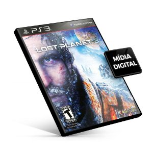 Lost Planet® 3 - PS3 Mídia Digital
