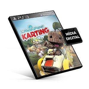 LittleBigPlanet™ Karting - PS3 Mídia Digital