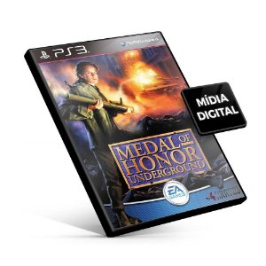Medal of Honor Underground™ (PSOne Classic) - PS3 Mídia Digital