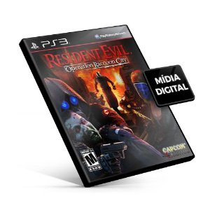 Resident Evil® Operation Raccoon City - PS3 Mídia Digital