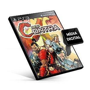 Neo Contra (PS2 Classic) - PS3 Mídia Digital