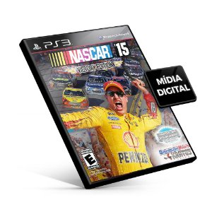 NASCAR' 15 Victory Edition - PS3 Mídia Digital
