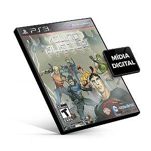 Young Justice Legacy - PS3 Mídia Digital