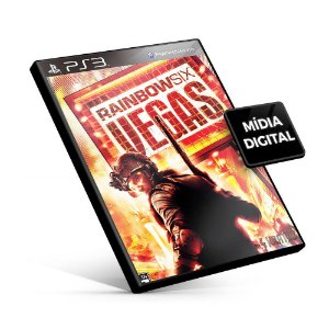 Tom Clancy's Rainbow Six® Vegas - PS3 Mídia Digital