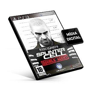 Tom Clancy's Splinter Cell® Double Agent - PS3 Mídia Digital