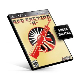 Red Faction® 2 (PS2 Classic) - PS3 Mídia Digital
