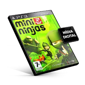 Mini Ninjas - PS3 Mídia Digital