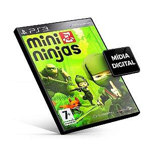 Mini Ninjas - PS3 Mídia Digital