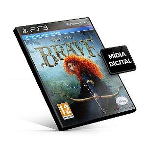 Disney•Pixar Brave - PS3 Mídia Digital