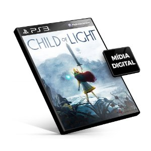 Child of Light - PS3 Mídia Digital