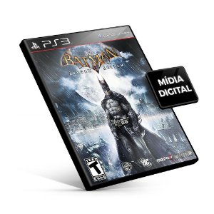 Batman Arkham Asylum - PS3 Mídia Digital