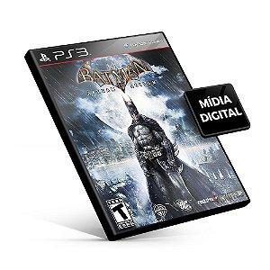 Batman Arkham Asylum - PS3 Mídia Digital