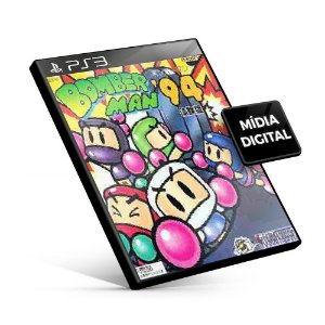BOMBERMAN '94 - PS3 Mídia Digital