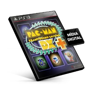 PAC-MAN® Championship Edition DX+ All You Can Eat Edition - PS3 Mídia Digital