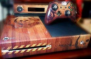 Skin Adesiva para Xbox One - Gears Of War 4
