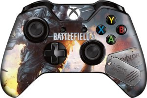 Skin Adesiva Battlefield 4 para 2x Controles Xbox One