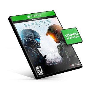 Halo 5: Guardians - Xbox One - Código 25 Dígitos