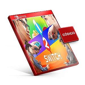 1-2-Switch - Nintendo Eshop Europa - Código 16 Dígitos