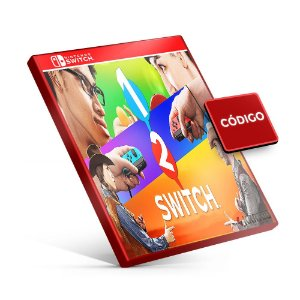 1-2-Switch - Nintendo Eshop Estados Unidos - Código 16 Dígitos