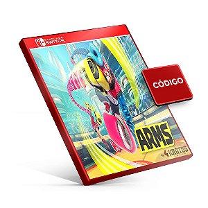 ARMS Switch - Nintendo Eshop Europa - Código 16 Dígitos