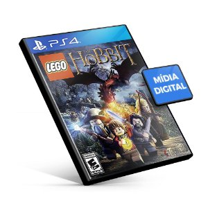 Lego O Hobbit - PS4 Mídia Digital
