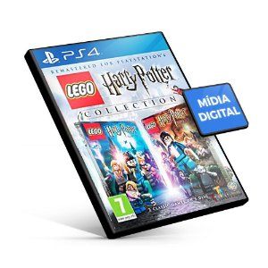 Lego Harry Potter Collection - PS4 Mídia Digital