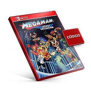 Mega Man Legacy Collection - Nintendo Eshop Estados Unidos - Código 16 Dígitos