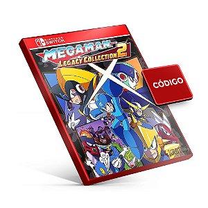 Mega Man Legacy Collection 2 - Nintendo Eshop Estados Unidos - Código 16 Dígitos