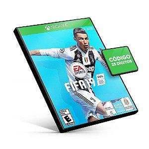Fifa 19 - Xbox One - Código 25 Dígitos