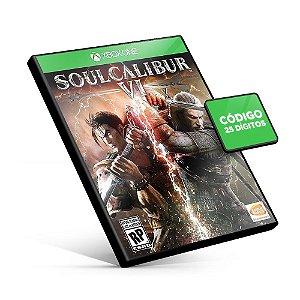 Soulcalibur VI - Xbox One - Código 25 Dígitos