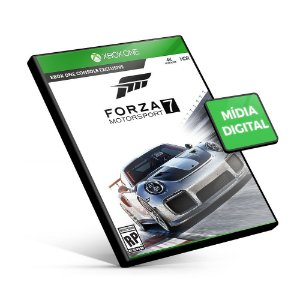 Forza Motorsport 7 - Xbox One - Mídia Digital