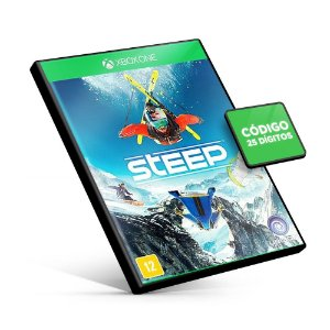 Steep - Xbox One - Código 25 Dígitos