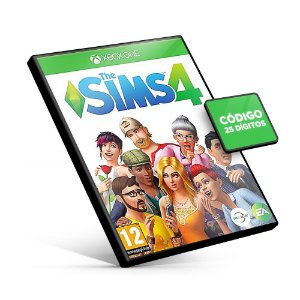 The Sims 4 - Xbox One - Código 25 Dígitos
