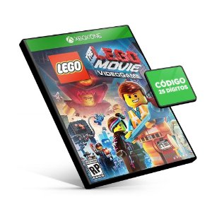 The Lego Movie Videogame - Xbox One - Código 25 Dígitos