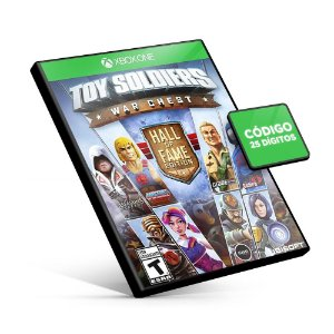 Toy Soldiers War Chest - Xbox One - Código 25 Dígitos