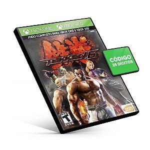 TEKKEN 6 XBOX 360 / XBOX One - Xbox One - Código 25 Dígitos