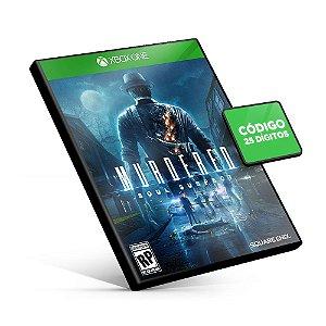 Murdered: Soul Suspect - Xbox One - Código 25 Dígitos