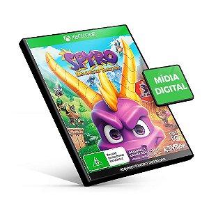 Spyro Reignited Trilogy - Xbox One Mídia Digital
