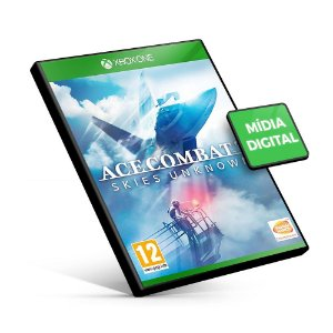 Ace Combat 7 - XBOX ONE - MÍDIA DIGITAL