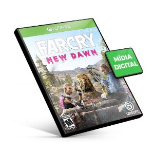Far Cry New Dawn XBOX ONE - MÍDIA DIGITAL