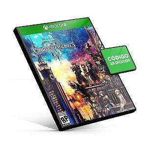Kingdom Hearts 3 - Xbox One - Código 25 Dígitos