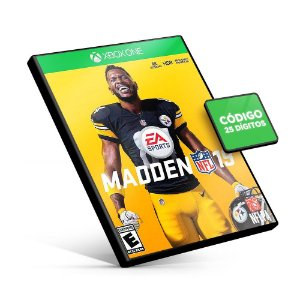 Madden NFL 19 - Xbox One - Código 25 Dígitos