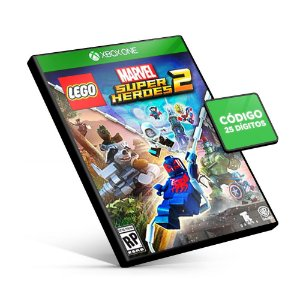 Lego Marvel Super Heroes 2 - Xbox One - Código 25 Dígitos