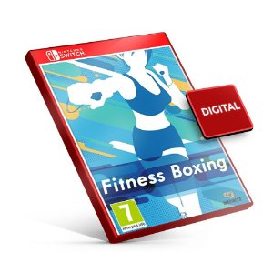 Fitness Boxing - Nintendo Switch Mídia Digital