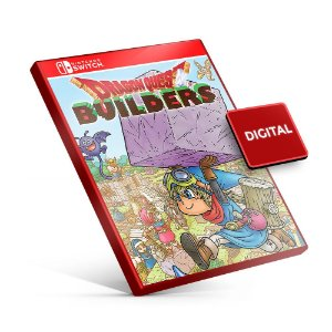 Dragon Quest Builders - Nintendo Switch Mídia Digital