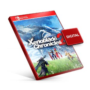 Xenoblade Chronicles 2 - Nintendo Switch Mídia Digital