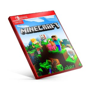 Minecraft - Nintendo Switch Mídia Digital