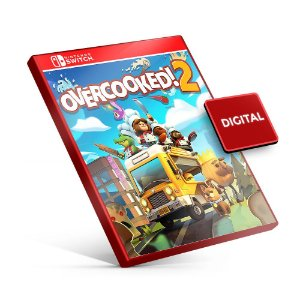 Overcooked 2 - Nintendo Switch Mídia Digital