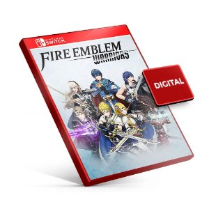Fire Emblem Warriors - Nintendo Switch Mídia Digital